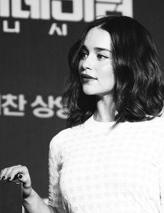 Fuck Yeah Emilia Clarke, Emilia Clarke // Terminator Genisys Seoul Press...