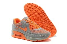 cheaper e66e6 77174 Find Latest Womens Nike Air Max 90 KPU Grey Orange Shoesle online or in  Nikelebron. Shop Top Brands and the latest styles Latest Womens Nike Air Max  90 KPU ...