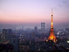 今日の東京タワーどう見える? 洗練された街、東京のシンボル