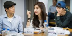 """tvN's """"Liar Game"""" Holds Successful First Script Reading with Lee Sang Yoon, Kim So Eun, and Shin Sung Rok"""