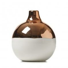 Mercer + Reid Margot Vase Copper, small vase, round vase