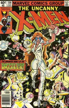 X-Men #130 First Dazzler