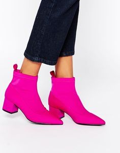 ASOS - RAISE UP - Bottines pointues