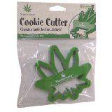 Stonerware Pot Leaf Cookie Cutter