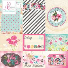 Websters Pages > Beautiful Chic > Beautiful Chic Storyteller Sheet II - Websters Pages: A Cherry On Top