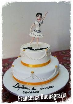 Torta ballerina pdz