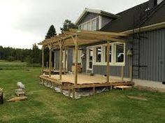 Bildresultat för veranda med tak