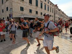 Under the spotlight – Rob Martineau, Tom Stancliffe and Guy Hacking Dubrovnik, Spotlight, Toms, Guy, Street View, Shopping, Spot Lights