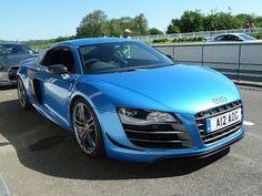 I love this Blue Audi