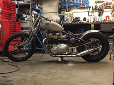 Bobber almost Paint ready!