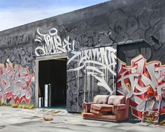 Sofa, Wynwood
