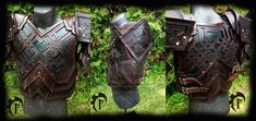 Dwarvish Leather Armor by Feral-Workshop