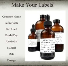 A Practical Guide to Making Herbal Tinctures