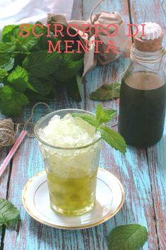 #sciroppo di #menta #fattoincasa #per avere subito una #fresca #bevanda tutta #naturale da preparare in pochi minuti.