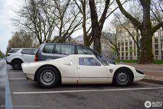 Porsche 904 Carrera GTS in Düsseldorf, Germany Wat een gave wagen!