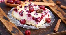 Rýchly višňovo-tvarohový koláč - dôkladná príprava krok za krokom. Recept patrí medzi tie najobľúbenejšie. Celý postup nájdete na online kuchárke RECEPTY.sk.