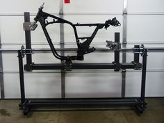 Chop Source - Frame Jig Kits and Neck Centering Cones (motorcycle frame jig parts) - Page 3 - XS650 Forum