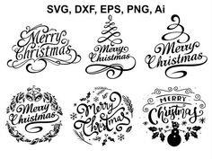 Online shopping from a great selection at Toys & Games Store. Cricut Christmas Ideas, Merry Christmas, Christmas Writing, Christmas Fonts, Christmas Stencils, Christmas Vinyl, Christmas Clipart, Christmas Quotes, Christmas Shirts