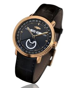 A resolutely classic style and extremely pure lines DeWitt DNA DeWitt Classic Quantieme (See more at:http://watchmobile7.com/articles/dewitt-classic-quantieme) (4/4) #watches #dewitt #dewittwatches
