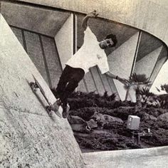 don't remember seeing this one before - so rad. Mark Gonzales
