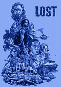 BROTHERTEDD.COM Lost Season 5, Season 4, Best Television Series, Tv Series, Lost Serie, Geeks, 2000s Tv Shows, Lost Poster, Mejores Series Tv