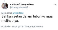 Quotes indonesia lucu haha Ideas for 2019 457889487115960110 indonesi. - - Quotes indonesia lucu haha Ideas for 2019 457889487115960110 indonesi… Humor Lustige indonesische Zitate haha Ideen für 2019 457889487115960110 Indonesien ist lustig Quotes Lucu, Jokes Quotes, Funny Quotes, Funny Memes, Memes Humor, Qoutes, Meme Meme, Text Quotes, View Quotes