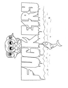 Free Printable Coloring Pages For Kids 120