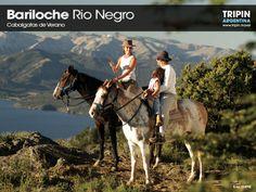 In summer time you can do all kinds of activities close to nature. Bariloche offers hiking, horseback riding, rafting, kite surfing and much more!  En tiempo de verano es posible realizar todo tipo de actividades muy cerca de la naturaleza. Bariloche ofrece trekkings, cabalgatas, rafting, kitesurf y mucho mas!