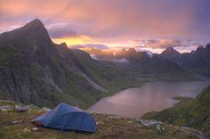 Noorwegen, Lofoten, Moskenesøya