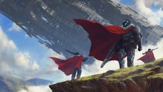 Sentinel — Art by Manami Kawatsu on ArtStation. Futuristic Armour, Futuristic Art, Character Concept, Character Art, Character Design, Armor Concept, Concept Art, Mexico 2018, Sci Fi Armor