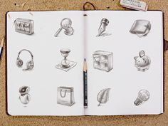 Web icons by Cuberto