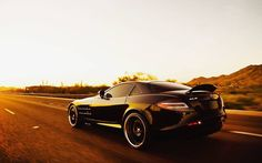 Mercedes #slr #supercars
