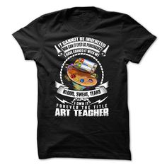 Cheap Art Teacher T-Shirt & Hoodie