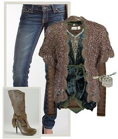 Love fall clothes~!