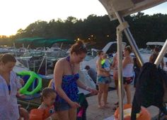 Lake Lanier Boaters Group at Sunset Cove