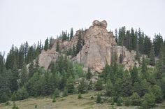 JD's Scenic Southwestern Travel Destination Blog: Bighorn National Forest, Wyoming - US 14A West!