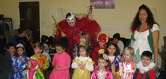 La festa di Carnevale per bambini 2013 at #lapiazzadicarolina www.lapiazzadicarolina.com