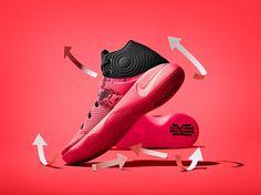 Nike Basketball Kyrie2 by Lola Dupre at Coroflot.com