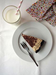 Chocolate Irish Whiskey Cake