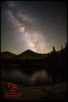 Milky Way | Neil Simmons Photography