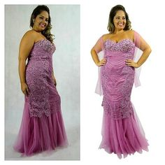 Plus size na Black Suit Dress! Acesse www.blacksuitdress.com.br #vestidodefesta #plussize #tamanho grande #vestidoplussize #gordinha #vestido #lookfesta #look #moda #modafesta #formatura #formanda #madrinha #madrinhadecasamento #alugueldevestidos #vendadevestidos