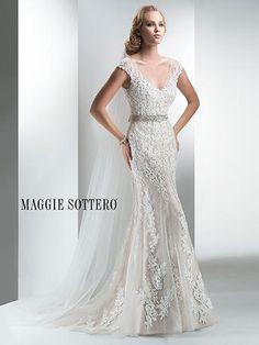 Maggie Sottero Haute Couture - Lucinda-BB4MT036