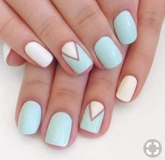 nail art designs for spring ; nail art designs for winter ; nail art designs with glitter Cute Acrylic Nails, Cute Nails, My Nails, Gel French Manicure, Nail Manicure, French Manicures, Summer French Manicure, Manicure Ideas, Nail Polish