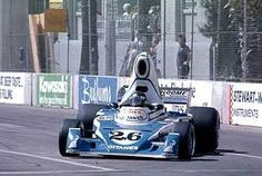 Ligier js 5 (1976). This car came 5th in Formula One Championship. Jacques Laffitte took three podiums whit it.