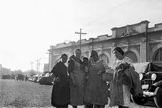 Mercado Municipal, São Paulo – década de 40. (Hildegard Rosenthal/Instituto Moreira Salles)