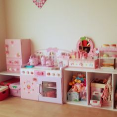 おもちゃ収納/子供部屋女の子…などのインテリア実例 - 2015-09-02 21:28:41