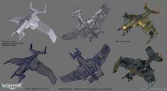 White Wrist Tattoos, Passenger Aircraft, Concept Ships, Space Ship, Warhammer 40000, Dieselpunk, Ps3, Robots, Gadget