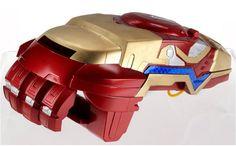 Iron Man – Guanto elettronico Iron Man 3 In offerta a € 26,90 su http://qpoint.eu/prodotto/iron-man-guanto-elettronico-iron-man-3/