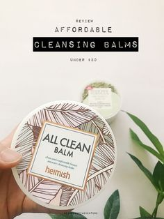 affordable cleansing balm review Best Cleansing Balm, Cleansing Oil, Oil Based Cleanser, Online Beauty Store, Dry Face, Micellar Water, Waterproof Makeup, Eye Makeup Remover, Beauty Junkie