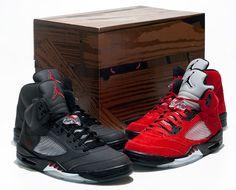 """Air Jordan 5 DMP """"Raging Bull Pack"""""""